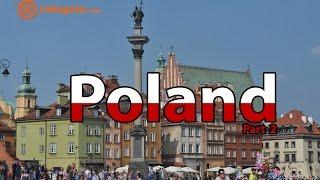 Ep 24 - Poland (part2) - Motorcycle Trip around Europe