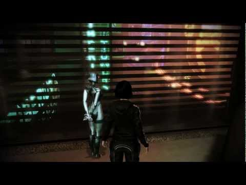 Mass Effect 3 Citadel DLC: EDI jokes about killing Shepard's neighbors (видео)