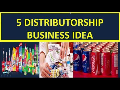 5 Distributorship Business Idea in Hindi | Distributor Business | Dealership Business Idea