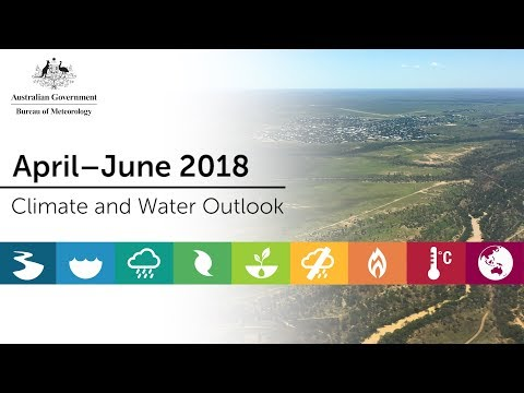 Climate and Water Outlook, April–June 2018