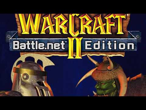 Warcraft 2: Tides of Darkness - Full Human Campaign Gameplay & Story (Walkthrough / Speedrun)