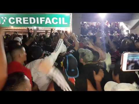 Tema nuevo de la famosa banda:A san martin vos no venis🖤♥🖤Que pasa con la copa victoria-2017 - La Famosa Banda de San Martin - Chacarita Juniors