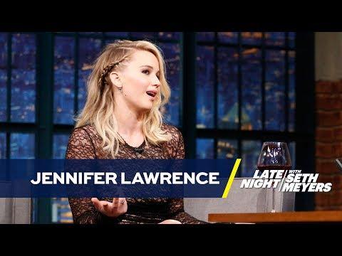 Jennifer Lawrence Got into a Bar Fight in Budapest_Magyarország, Budapest. Heti legjobbak