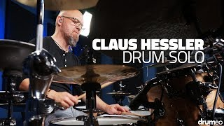 New drum solo coming every Sunday!Watch Claus Hessler's full live lesson:►http://www.Drumeo.com/blog/claus-hessler-drum-lessons/Try Drumeo Today:►http://www.Drumeo.com/trial/Follow us! ►Facebook: http://www.facebook.com/drumeo/►Instagram: http://www.instagram.com/drumeoofficial/