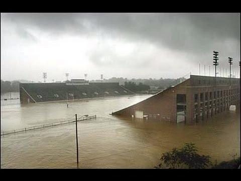 The Flood of '85 - Roanoke Virginia