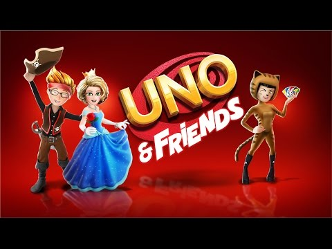Video of UNO ™ & Friends