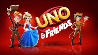 UNO ™ & Friends YouTube video