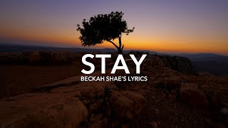 "Video If Zedd and Alessia Cara's ""Stay"" were a Christian song by Beckah Shae (LYRICS) MP3, 3GP, MP4, WEBM, AVI, FLV Agustus 2018"