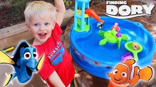 Michael's New Step2 Finding Dory Water Table
