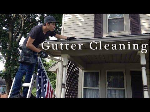 Gutter Cleaning Service Toledo | Gutter Man Gutters 419-496-8950