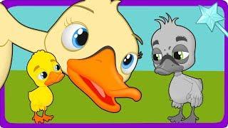 Video Bebek Buruk Rupa cerita anak anak animasi kartun MP3, 3GP, MP4, WEBM, AVI, FLV September 2018