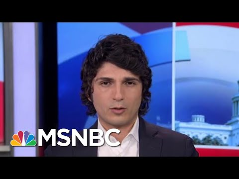 What Is The Trump Administration's Mideast Peace Plan? | Velshi & Ruhle | MSNBC