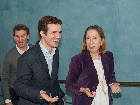 Intervención de Ana Pastor en #CumPPlimos