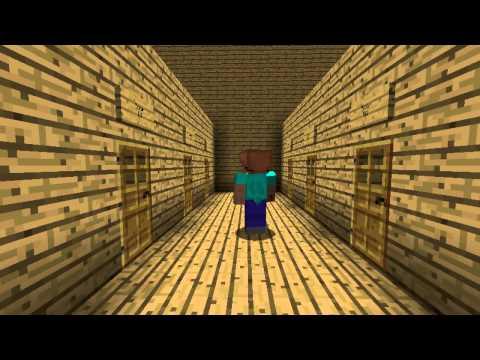 Minecraft - Random Chase Scene (ItsJerryAndHarry)