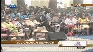 JCC Parklands Service By Bishop Allan Kiuna
