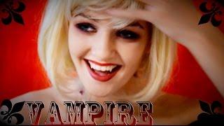 Vampiress makeup