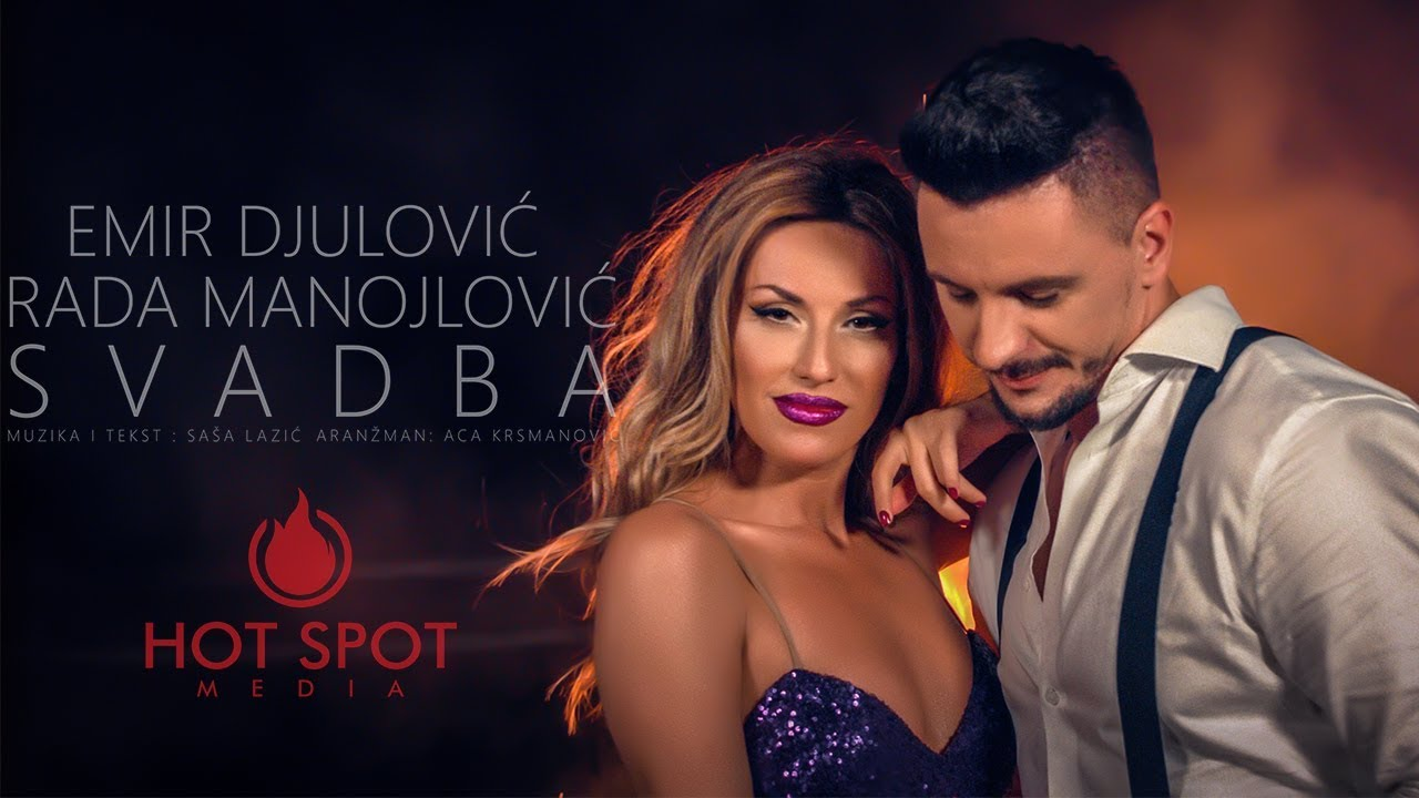 Svadba – Rada Manojlović i Emir Đulović