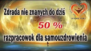 Zdrada Nie Znanych do Dziś 50 % Razpracowok Dla Samouzdrowienia. Aliaksandr Haretski