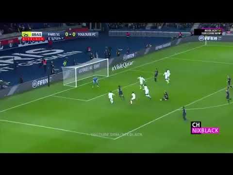 Resumen psg vs Toulouse 1-0