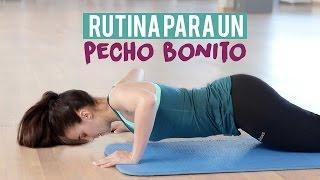 Brazos Definidos y Pecho Bonito | Rutina Brazos 8 Minutos.