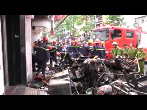 Cháy lớn tại TP HCM: 7 người trong 2 gia đình thiệt mạng