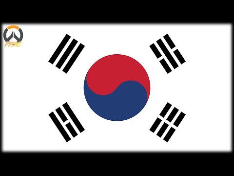 2018 오버워치 월드컵 대한민국 매드무비 - 2018 Overwatch World Cup Korea montage l 블랙게인 #BlackGain#블랙게인#오버워치매드무비