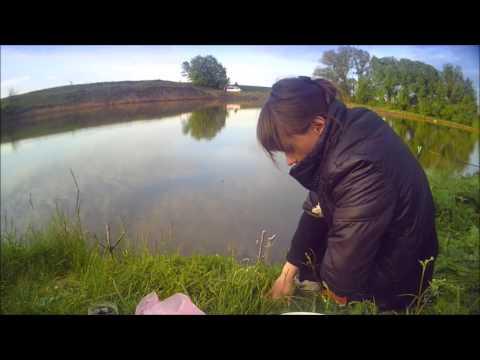 ловля карася на резинку видео бесплатно