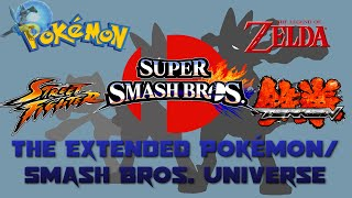 How Big is the Smash Bros. Universe?