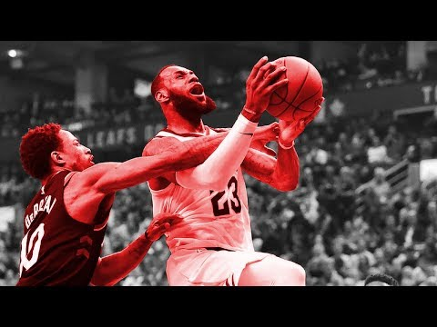 Cleveland Cavaliers vs Toronto Raptors - Game Highlights | Jan 11, 2018 | NBA Season 2017-18