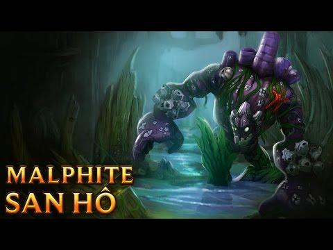 Malphite San Hô