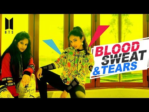 Blood Sweat & Tears Dance Cover | Bts | Dance Choreography By Ridy Sheikh