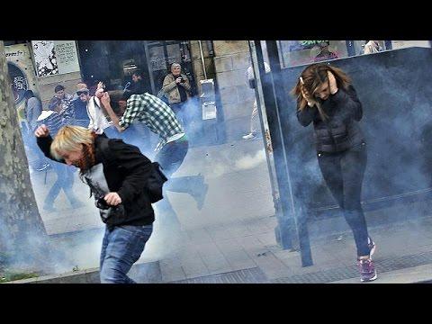 Γαλλία: Πεδίο μάχης το Παρίσι για την εργασιακή μεταρρύθμιση