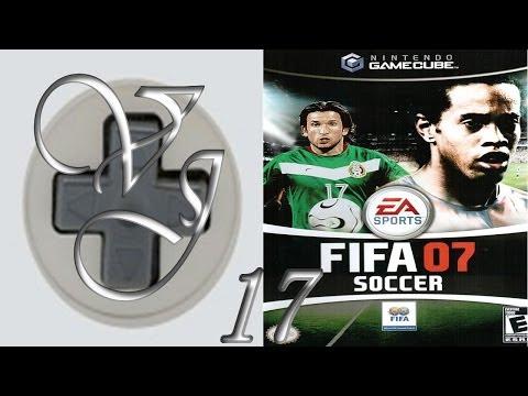 fifa 07 gamecube code