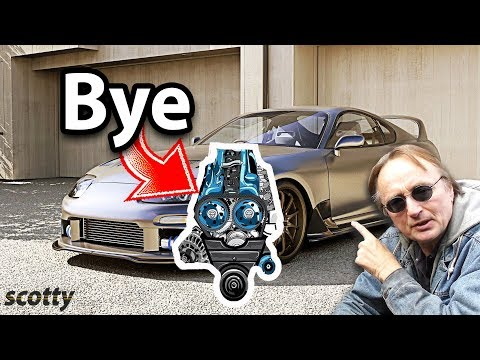 The Real Reason They Stopped Making Inline 6 Cylinder Engines_Autós videók