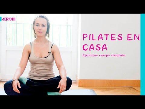 Ejercicios de pilates para fortalecer abdominales salud - Como hacer pilates en casa ...