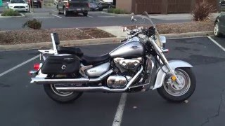 10. Contra Costa Powersports-Used 2006 Suzuki C90T Boulevard 1500cc V-twin luxury cruiser motorcycle