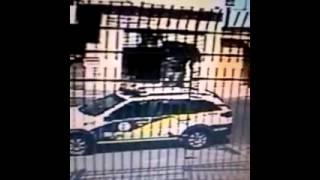 Em São Miguel Paulista GCM, foi surpreendido por ladrões, sendo levado a arma de serviço e o Celular, postura inadequada, nao estava atento.