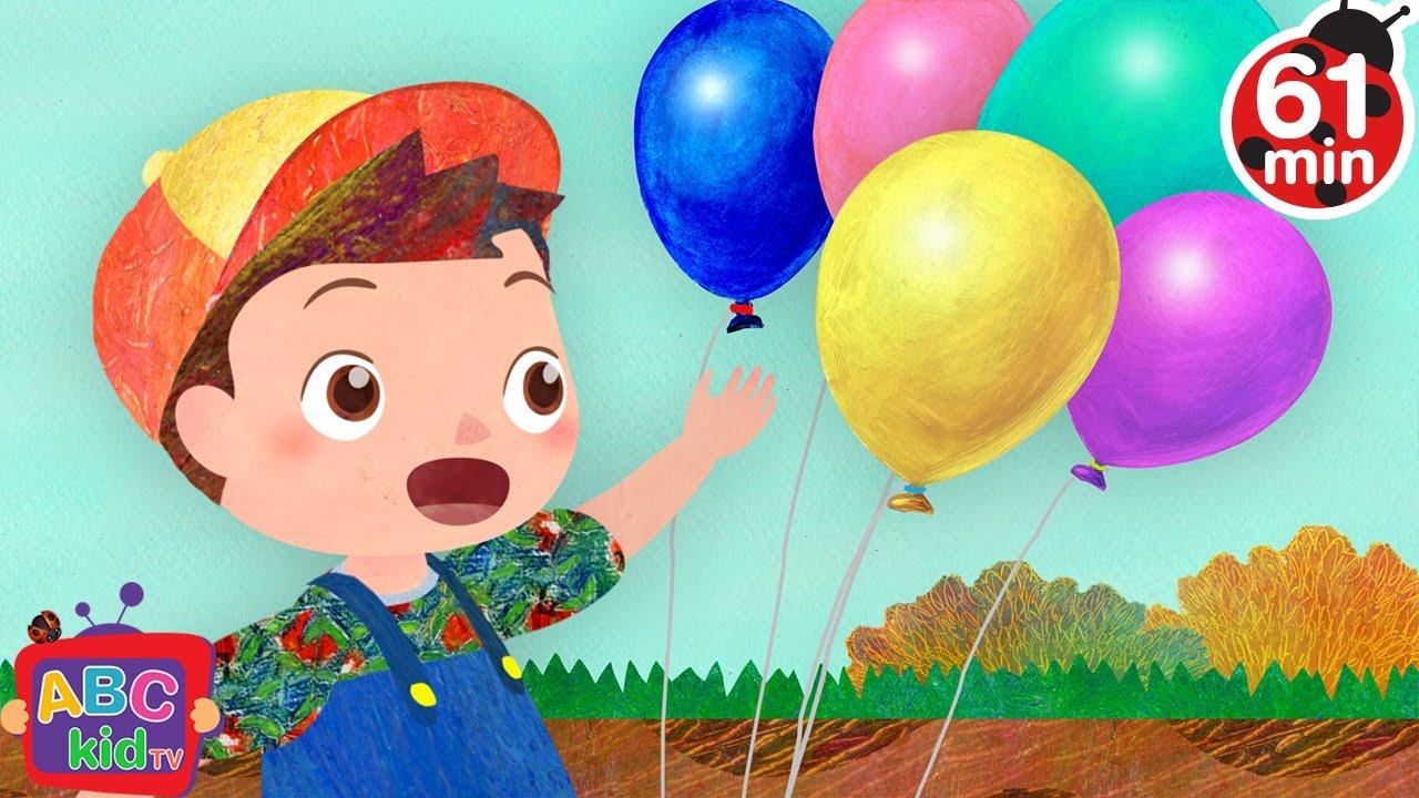 Jack be Nimble (2D) | +More Nursery Rhymes & Kids Songs - CoCoMelon