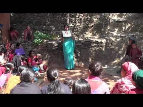 U.S. Global Health Initiative — Nepal Female Community Health Volunteer Program