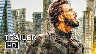Video AVENGERS: INFINITY WAR Trailer #2 NEW Stan Lee (2018) Marvel Superhero Blockbuster Movie HD MP3, 3GP, MP4, WEBM, AVI, FLV Maret 2018