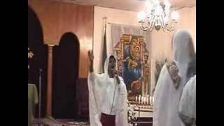 Ethiopian Orthodox Tewahedo  Spiritual Song By Fantu Wolde.