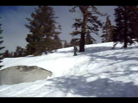 Snowboard Crash Clips