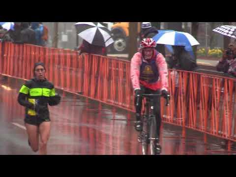 April 16, 2018 - Boston Marathon, from Brookline Massachusetts - 1080p