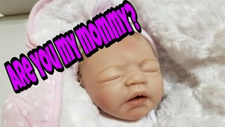 Giveaway Reborn Baby Doll! Free Paradise Galleries Doll - Toy Doll