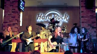Zone Sisters en Hard Rock