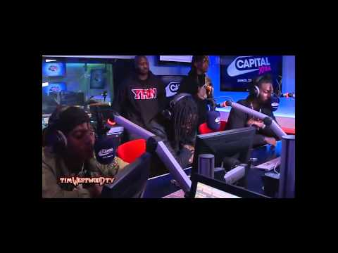 Migos Computers Freestyle From Tim Westwood TV