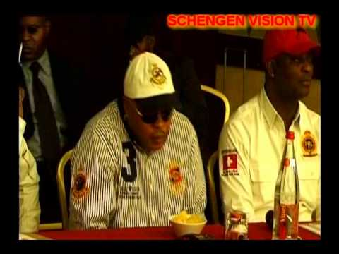 SCHENGEN VISION : CONFERENCE JB MPIANA PART 3
