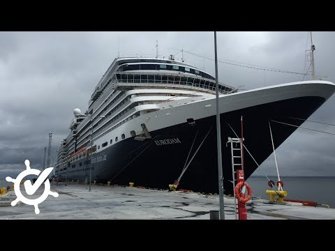 Eurodam: Live-Rundgang und Schiffstour
