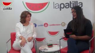 #16J Laura Chinchilla expresidenta de Costa Rica en entrevista con La Patilla