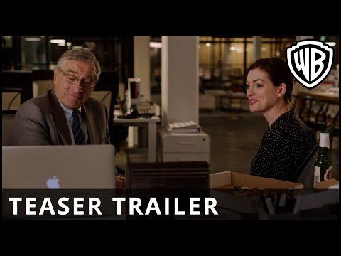 The Intern – Teaser Trailer –  Warner Bros. UK
